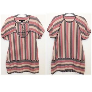 Marc by Marc Jacobs | Striped Cotton Tunic